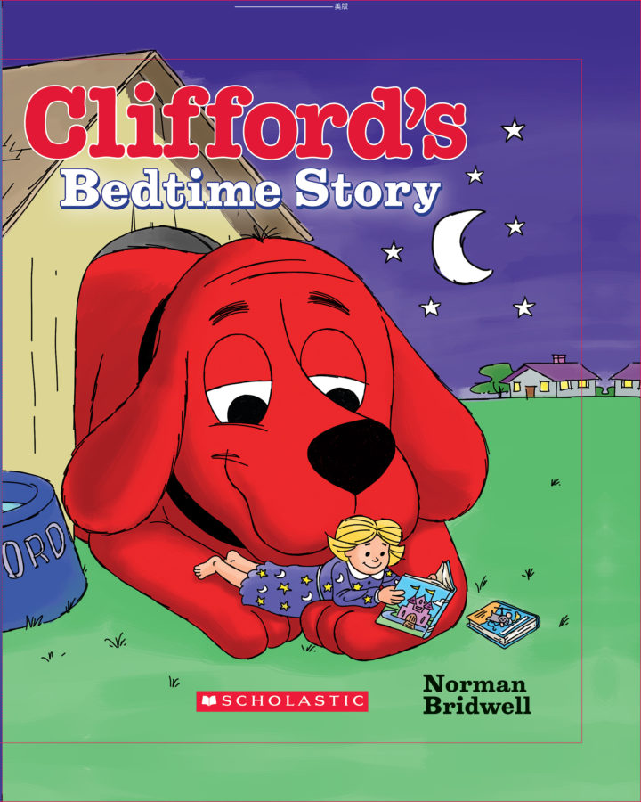 Norman Bridwell - Clifford's Bedtime Story