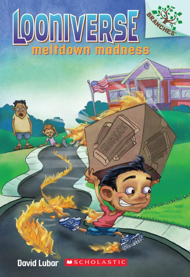 David Lubar - Looniverse #2: Meltdown Madness