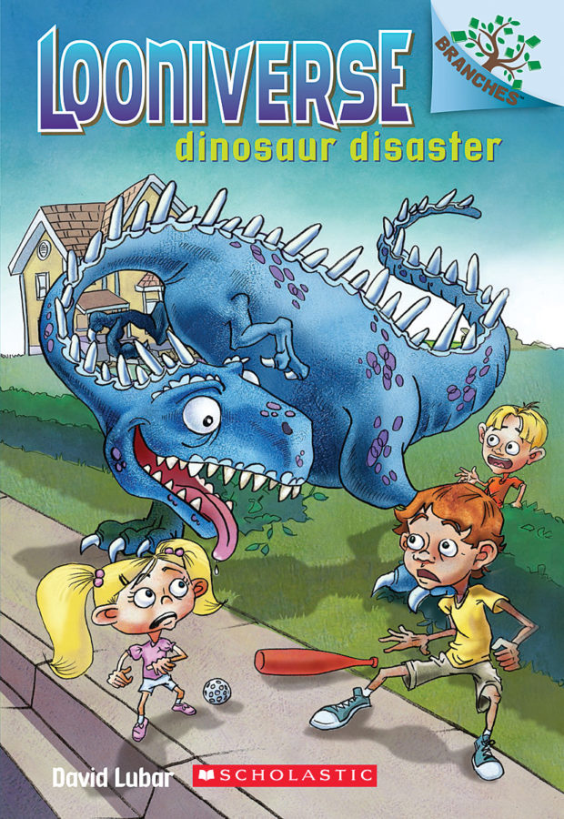 David Lubar - Dinosaur Disaster