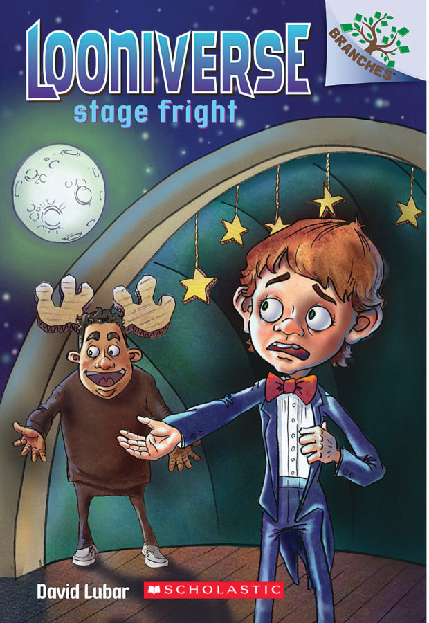 David Lubar - Stage Fright