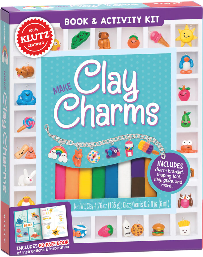 Editors of Klutz - Make Clay Charms