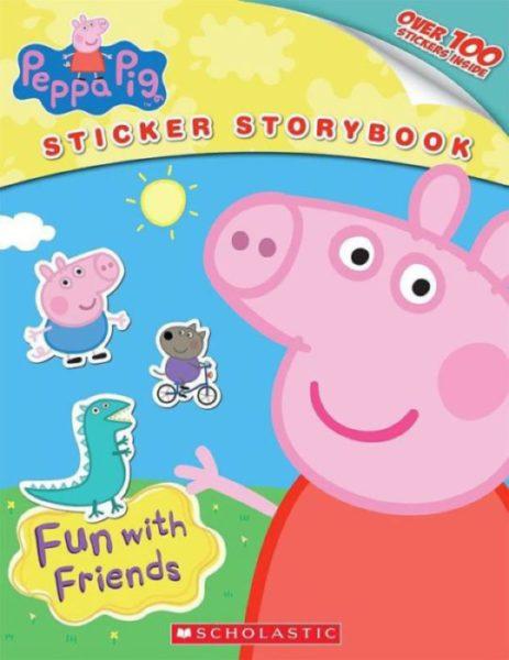 Scholastic - Fun with Friends