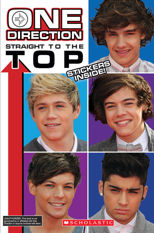 Riley Brooks - One Direction: Straight to the Top!