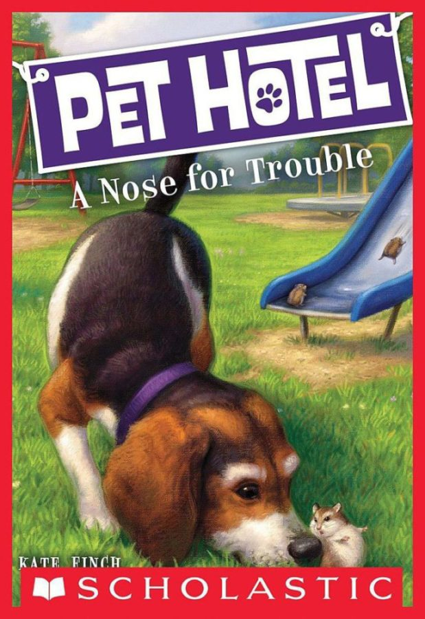 Kate Finch - A Nose for Trouble