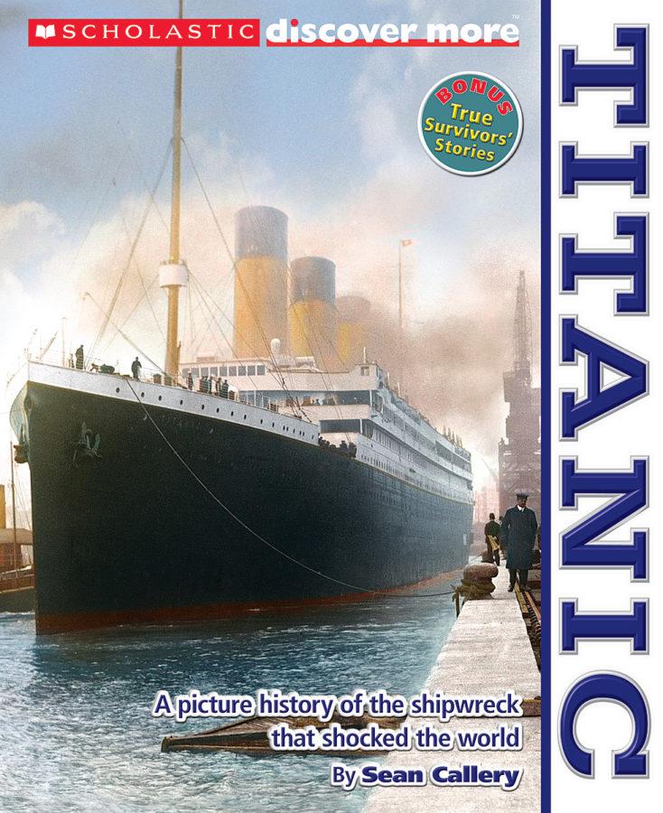 Sean Callery - Scholastic Discover More: Titanic