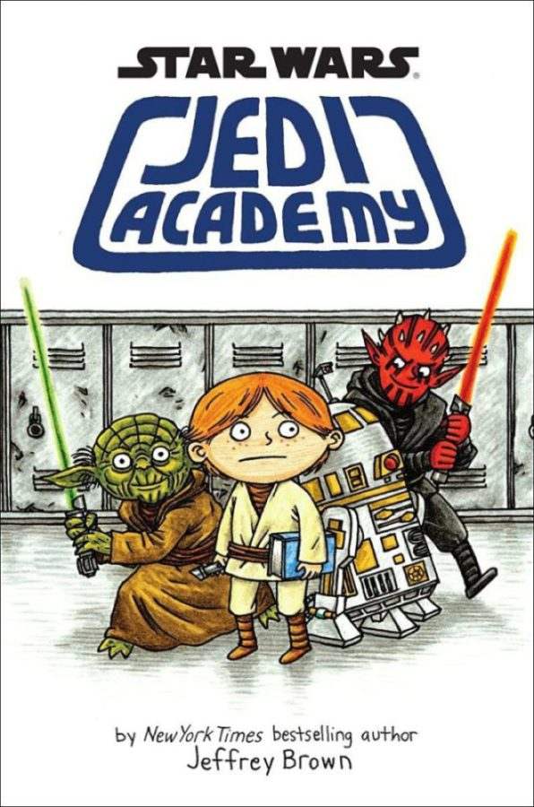 Jeffrey Brown - Star Wars: Jedi Academy
