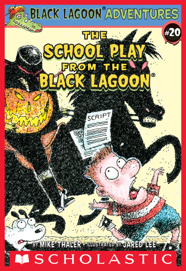 Mike Thaler - The School Play from the Black Lagoon