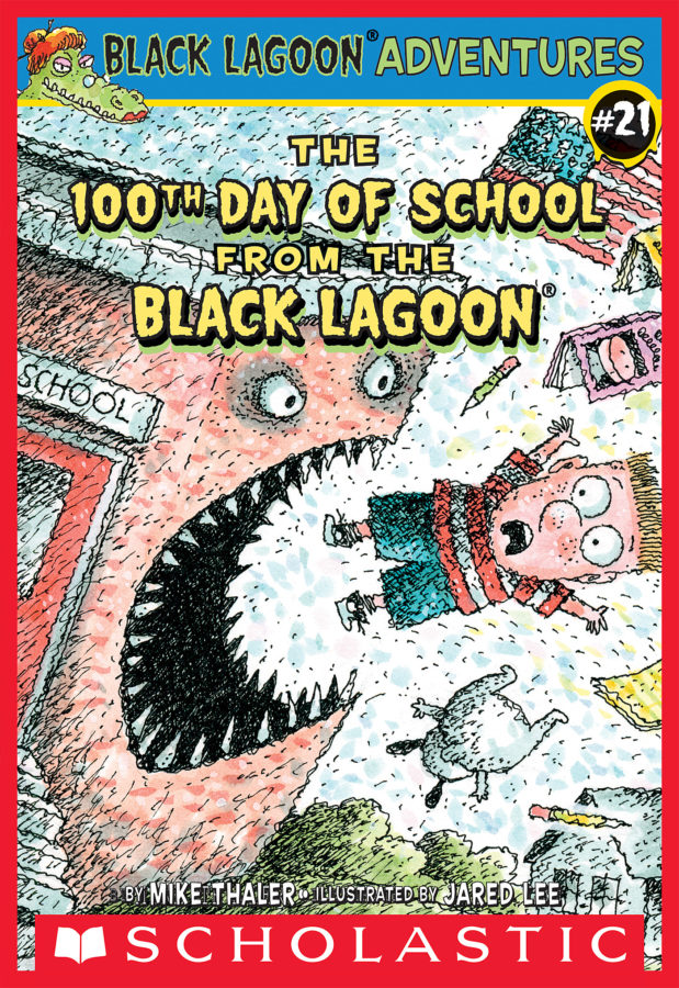 Mike Thaler - The 100th Day of School from the Black Lagoon