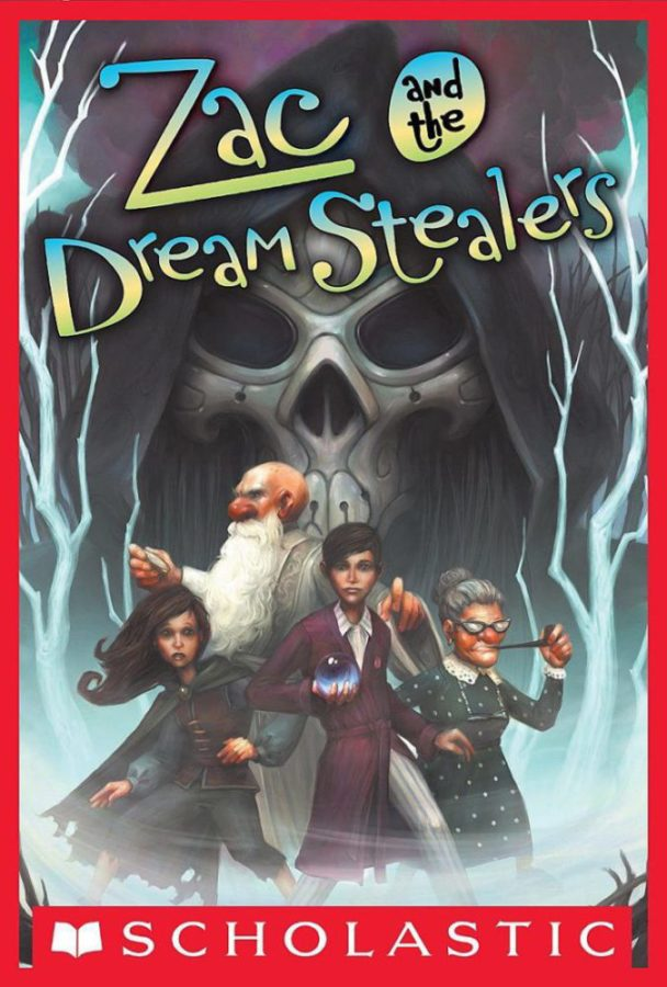 Ross MacKenzie - Zac and the Dream Stealers