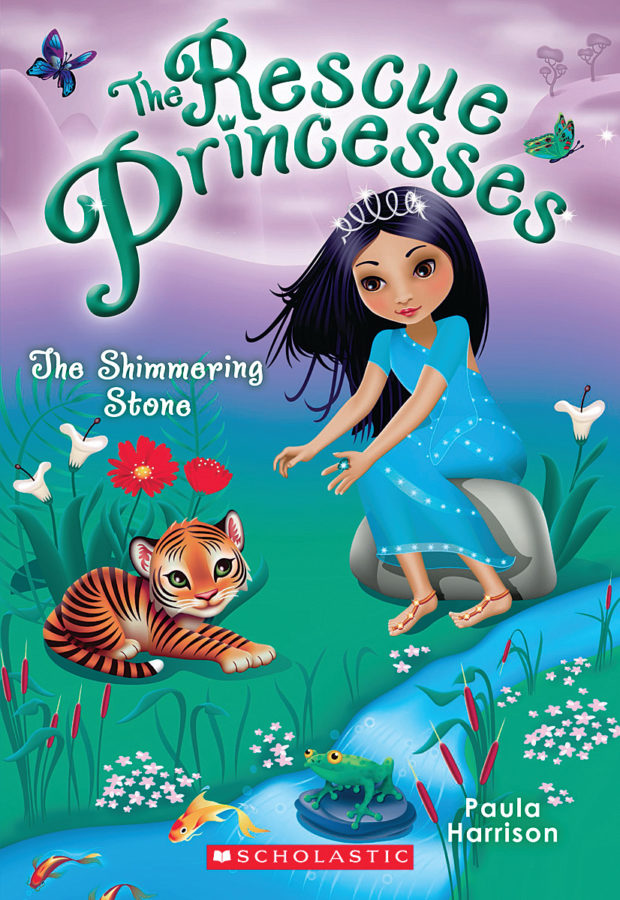 Paula Harrison - Rescue Princesses #8: The Shimmering Stone