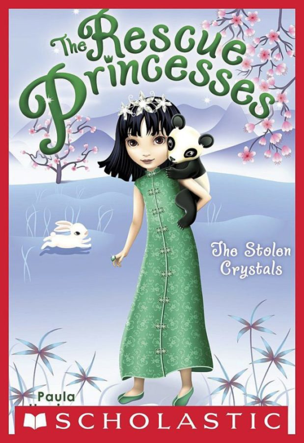 Paula Harrison - Rescue Princesses #4: The Stolen Crystals