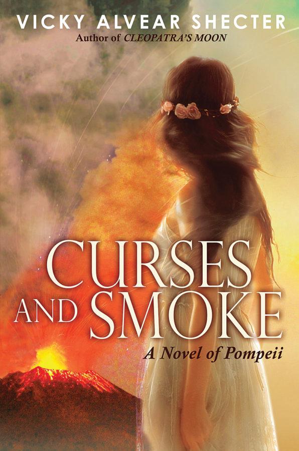 Vicky Alvear Shecter - Curses and Smoke
