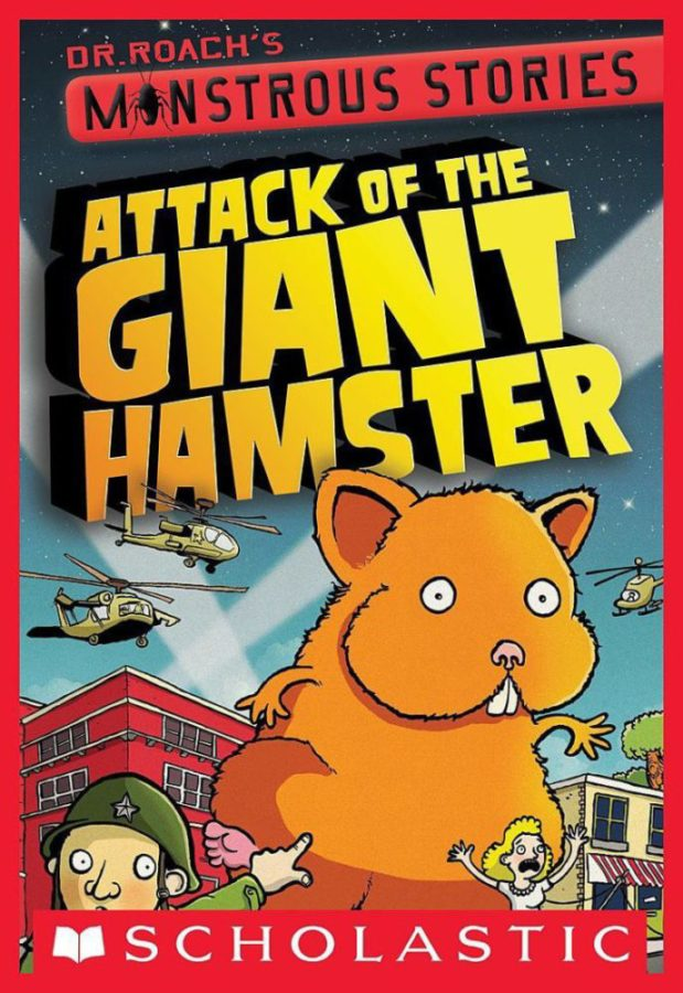 Dr. Roach - Attack of the Giant Hamster