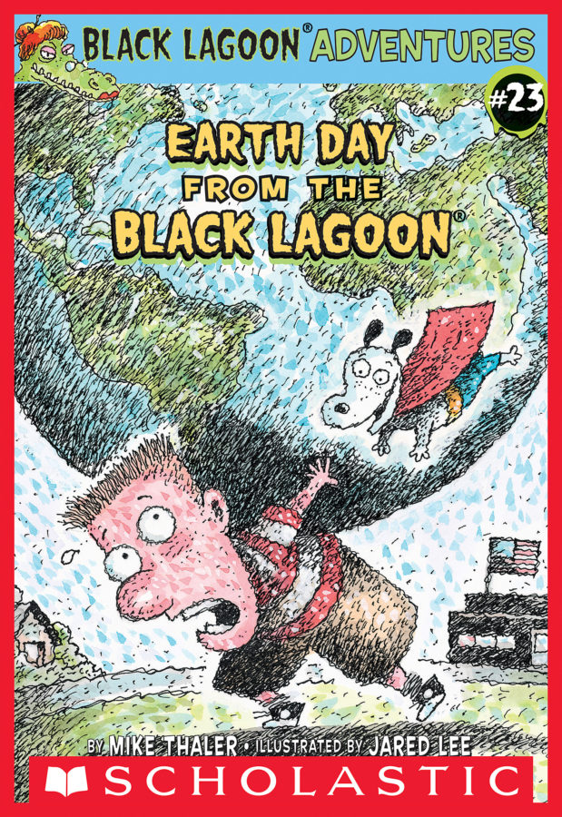 Mike Thaler - Earth Day from the Black Lagoon