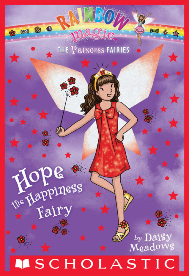 Daisy Meadows - Hope the Happiness Fairy