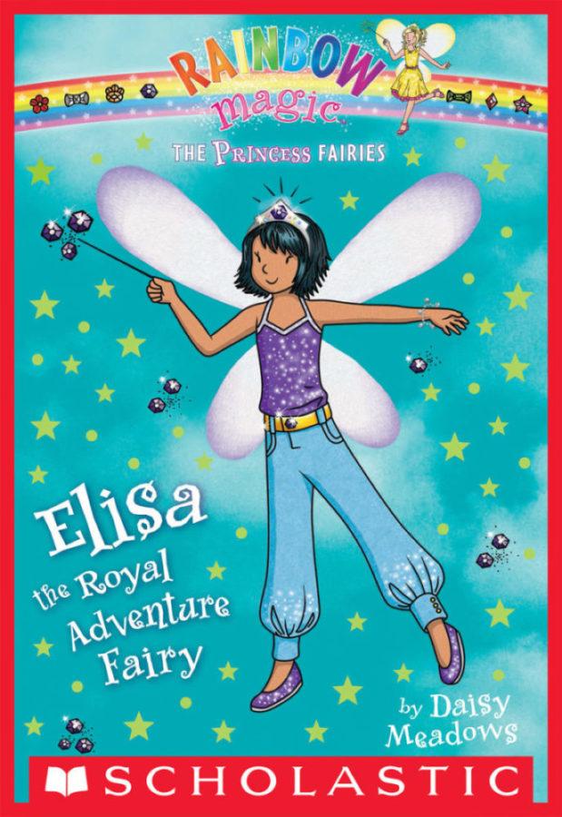 Daisy Meadows - Elisa the Royal Adventure Fairy
