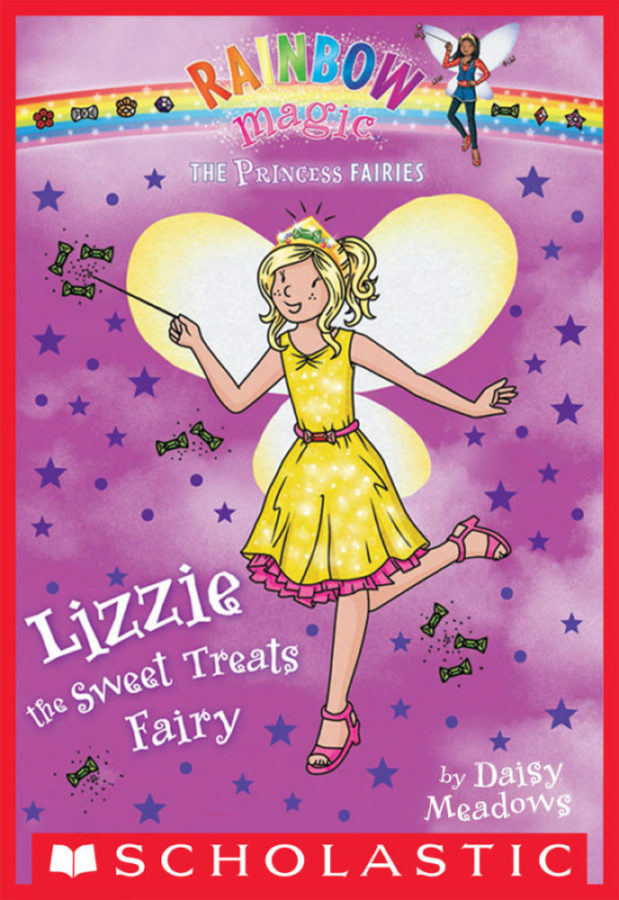 Daisy Meadows - Lizzie the Sweet Treats Fairy