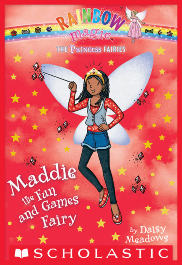 Daisy Meadows - Maddie the Fun and Games Fairy