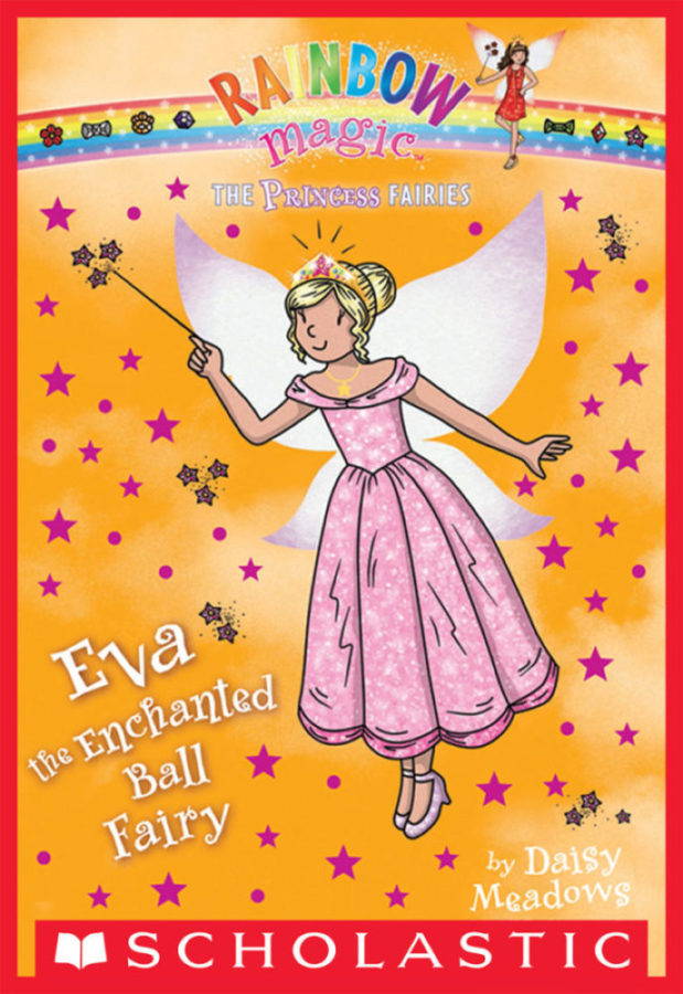 Daisy Meadows - Princess Fairies, The #7: Eva the Enchanted Ball Fairy