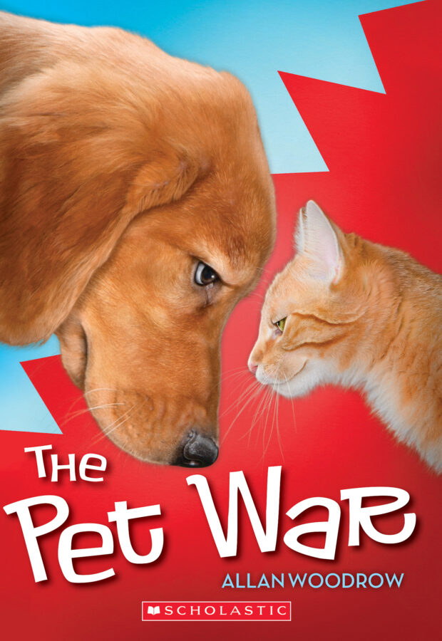 Allan Woodrow - The Pet War