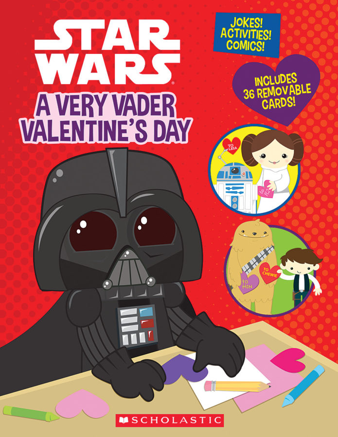 Trey King - Star Wars: A Very Vader Valentine's Day