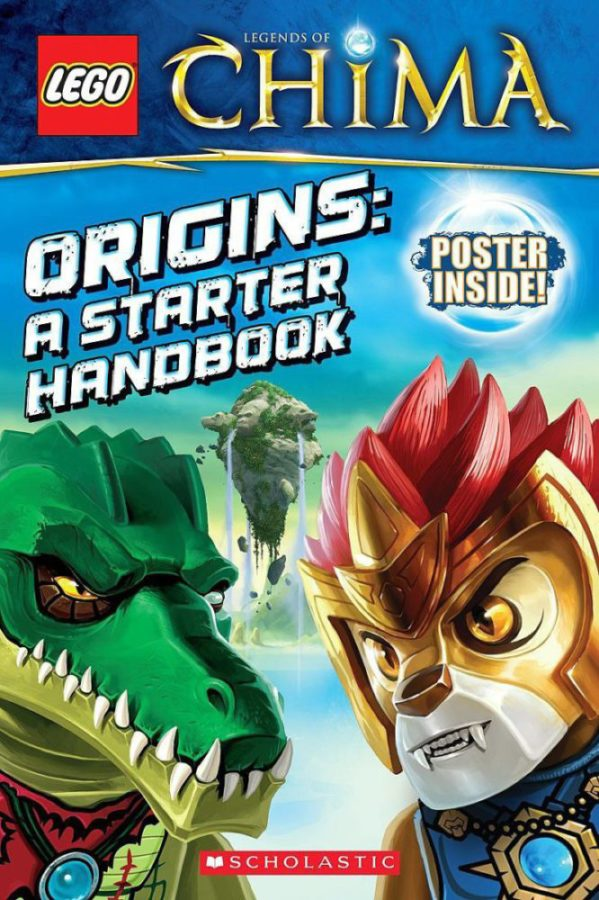 Tracey West - LEGO Legends of Chima: Origins: A Starter Handbook