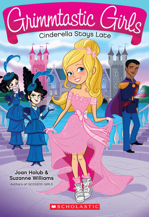 Joan Holub - Cinderella Stays Late
