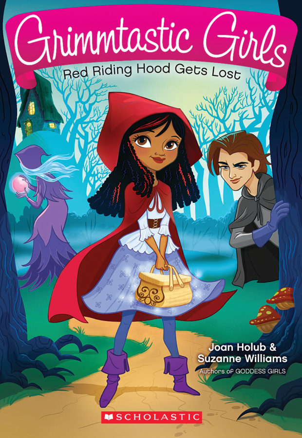 Joan Holub - Red Riding Hood Gets Lost