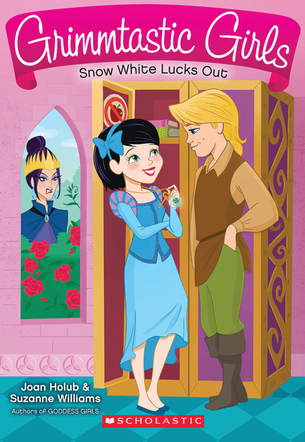 Joan Holub - Snow White Lucks Out