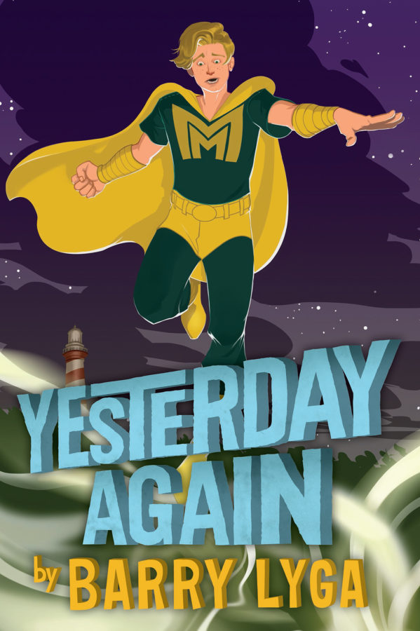 Barry Lyga - Archvillain #03: Yesterday Again