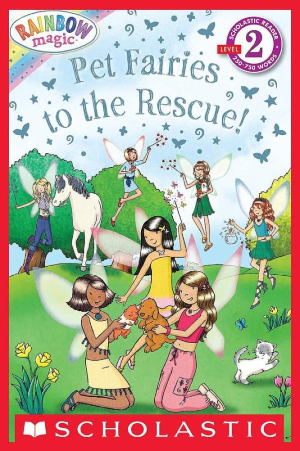 Daisy Meadows - Pet Fairies to the Rescue!