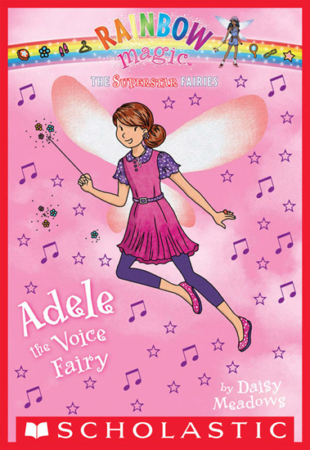 Daisy Meadows - Superstar Fairies, The #2: Adele the Voice Fairy