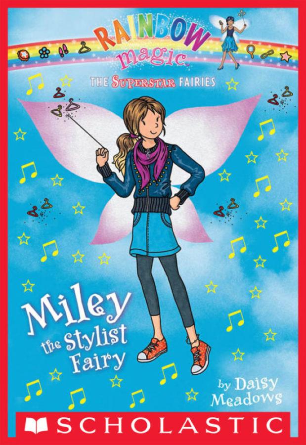 Daisy Meadows - Miley the Stylist Fairy