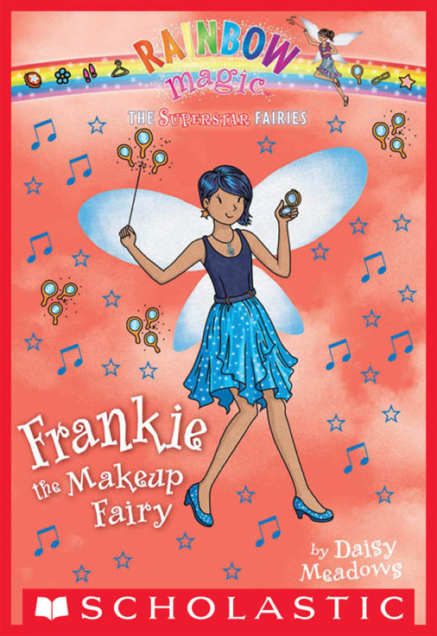 Daisy Meadows - Superstar Fairies, The #5: Frankie the Makeup Fairy