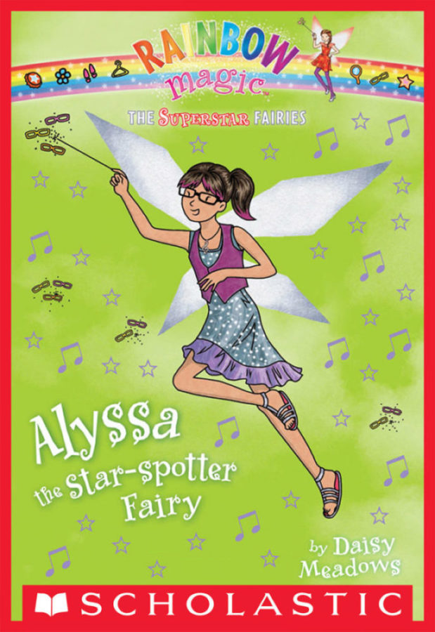 Daisy Meadows - Alyssa the Star-Spotter Fairy