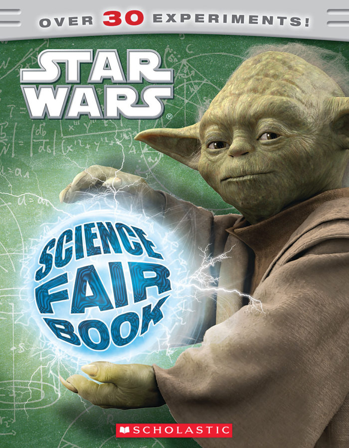 Samantha Margles - Star Wars: Science Fair Book