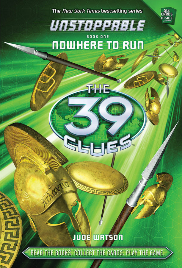 Jude Watson - 39 Clues, The: Unstoppable Book 1: Nowhere To Run