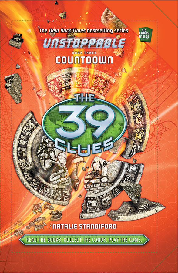 Natalie Standiford - 39 Clues, The: Unstoppable Book 3: Countdown