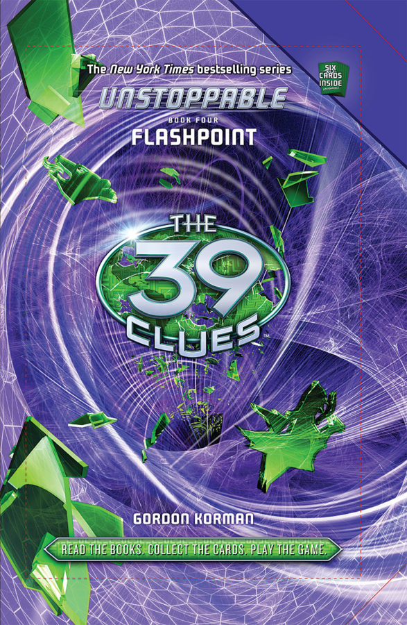 Gordon Korman - 39 Clues, The: Unstoppable Book 4: Flashpoint