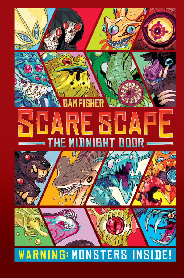 Sam Fisher - The Midnight Door