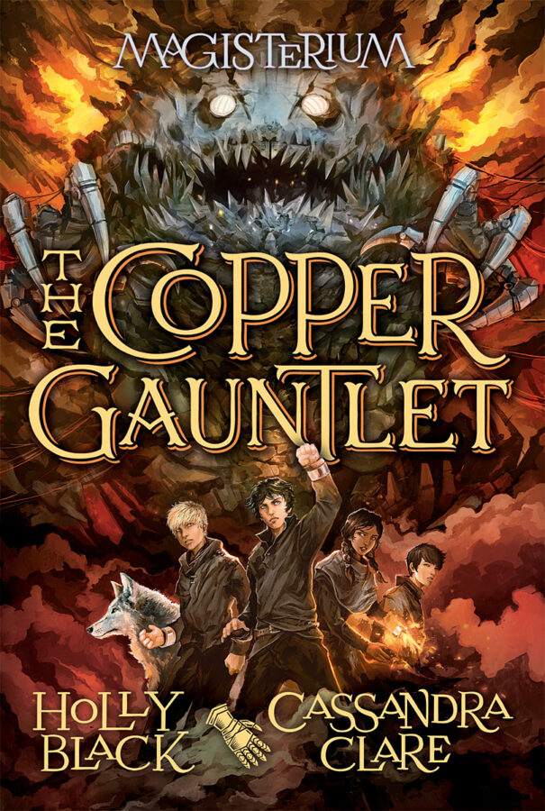 Holly Black - The Copper Gauntlet