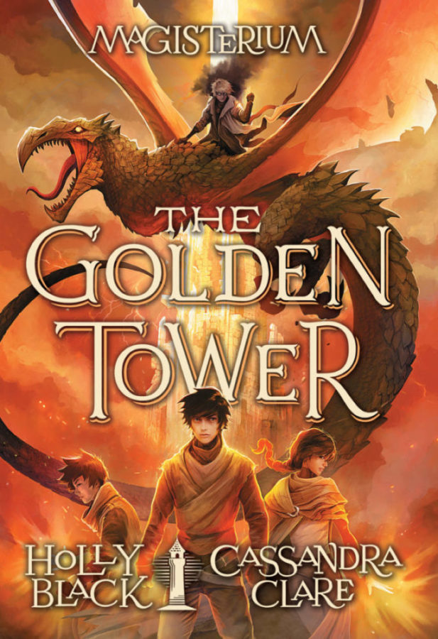 Holly Black - Golden Tower, The