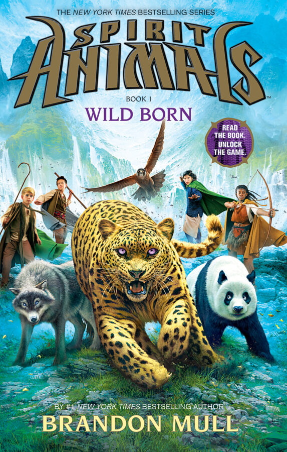 Brandon Mull - Wild Born