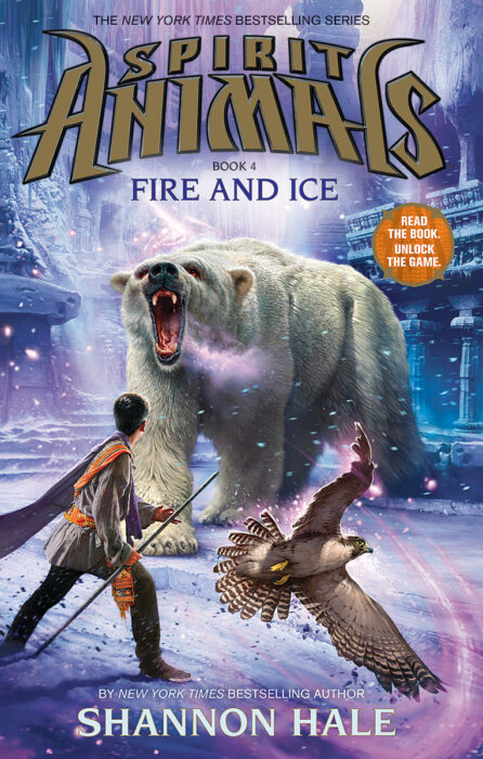 Spirit Animals #4: Fire and Ice