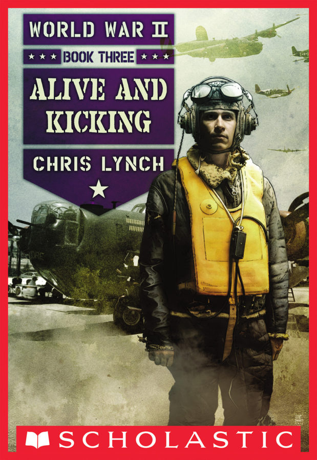 Chris Lynch - Alive and Kicking