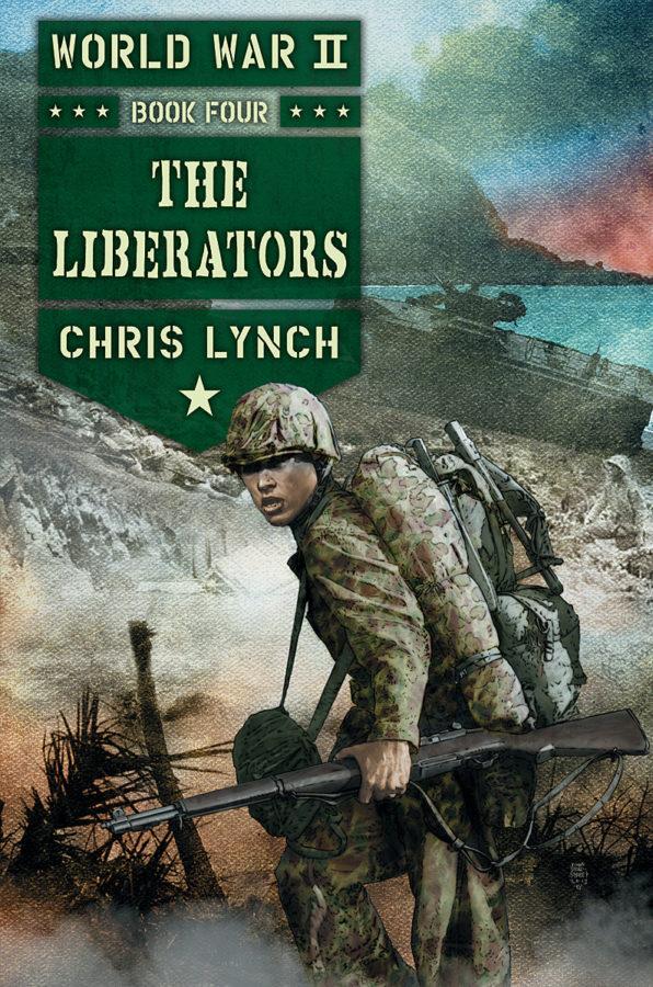 Chris Lynch - The Liberators