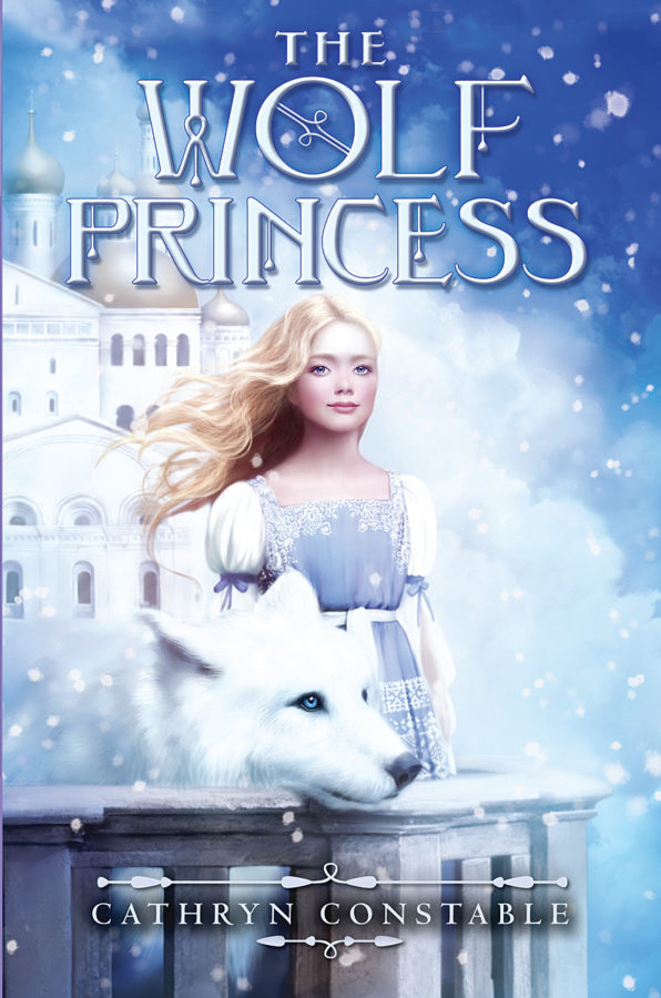 Cathryn Constable - The Wolf Princess