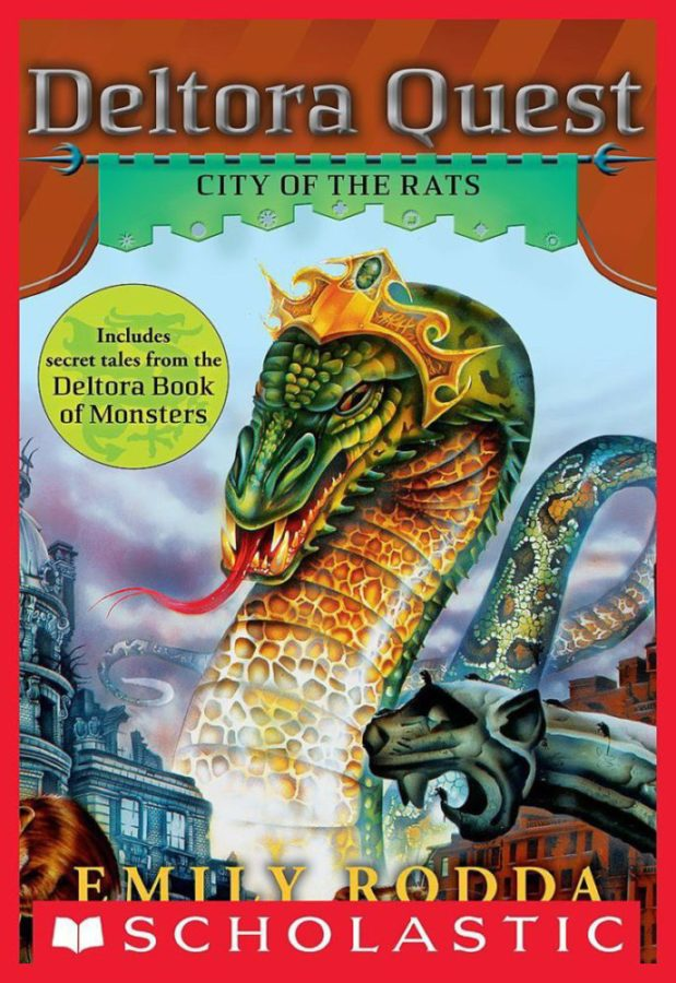 Emily Rodda - City of the Rats