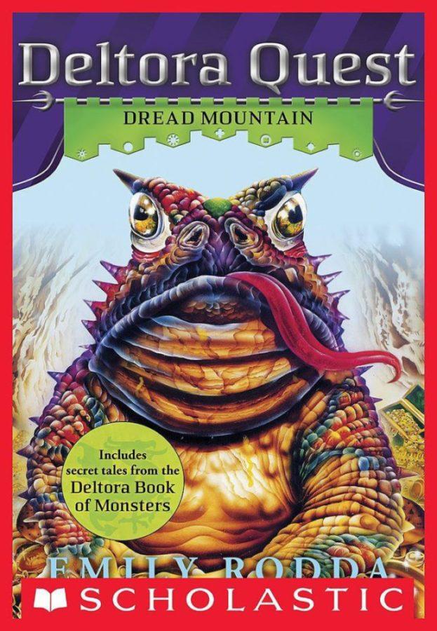 Emily Rodda - Dread Mountain