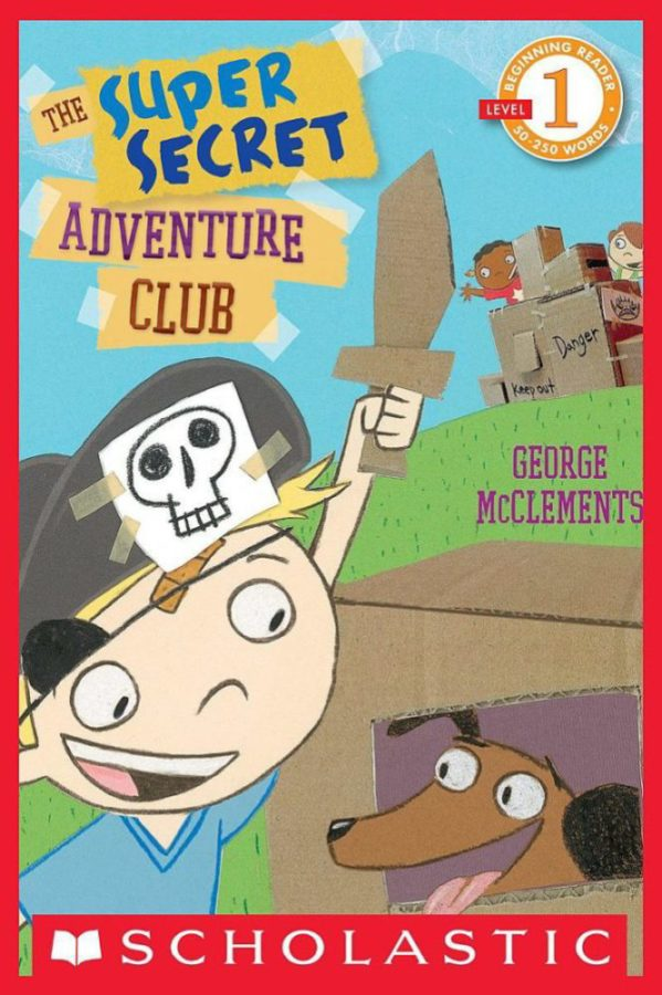 George McClements - The Super Secret Adventure Club